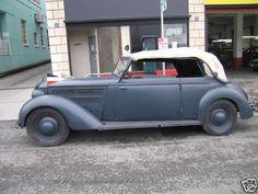 1940 Audi 920 Cabriolet - Horch-Built Audi