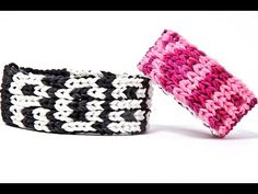 www.justinstoys.com This bracelet was designed by Rob at Justin's Toys. It can be made on the rainbow loom or monster tail. Make sure you use authentic rainbow loom bands or else it will look extremely sloppy. The center of the rainbow loom bracelet looks like a flexafish and the outside looks like half fishtails. The …