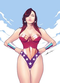 Wonder Woman - Abraao Lucas