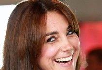 Kate Middleton visita l'Anna Freud Centre di Londra (ANSA)