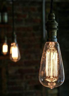 Edison Filament Light Bulb Squirrel