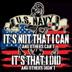 This is a Great Shirt for a Navy Patriots. T-shirt- Our US Navy patriotic clothing for men and women comes in t-shirts, long sleeves & hoodies. Never underestimate the determination of a true US Navy.