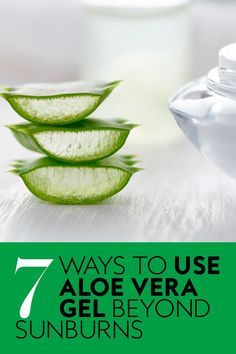 You can use aloe vera on everything from acne to minor wounds to irritation caused by eczema or rosacea. It can even help zap a cold sore. Read on for seven dermatologist-approved tips. #selfcare #selfcaregifts #wellness #beauty #wellnessgifts