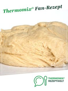 Yeast dough basic recipe-Hefeteig-Grundrezept Dough flower fairy recipe from yeast dough. A Thermomix ® recipe from the Basic Recipes category www.de, the Thermomix ® community. Easy Cooking, Healthy Cooking, Cooking Tips, Yeast Dough Recipe, Cooking For Beginners, Christmas Cooking, Food Categories, Pampered Chef, Quiche