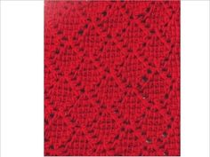 Tunisian Crochet - scarf pattern from Bettina (IN GERMAN - If you are familiar with Tunisian Crochet you can watch this video to learn this stitch... The video is very good... Deb)
