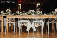 Gorgeous romantic barn wedding | ElegantWedding.ca