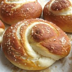 High-Fiber Pretzel Rolls: step-by-step photos and tips. Looking for a wonderfully chewy yet light-textured roll, one with that signature metro street vendor, soft pretzel flavor? Here it is, just in time for National Soft Pretzel Month