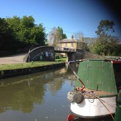 Toll House at the summit of the Grand Union Canal #GU #sew #sewingseamseasy