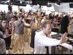 """""""Hammer Time"""" Flash Mob - Dancers invade a store in L.A., Sunset Blvd. Hilarious! #flashmob #dance #videos"""