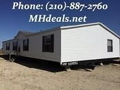 210-8887-2760 Texas repos used-double-wide-mobile-homes-2006-Clayton-Freedom-I-Used-Doublewide-Manufactured-Home--New-Braunfels-TX