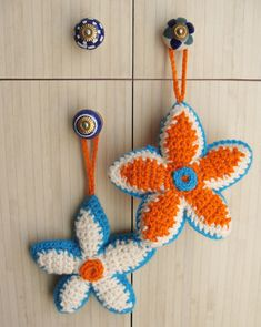 Crochet A Fun Sachet or Make A Cute Baby Mobile! - creative jewish mom
