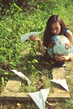 The First Step in Finding Purpose in Life: Planting Seeds.   elephant journal