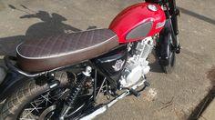 custom Sinnis retrostar 250