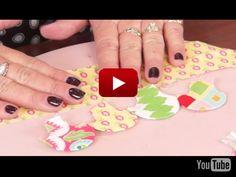 Riley Blake Designs presents Sue Daley's Clam  Shell Technique Video