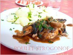 poulet strogonof 2