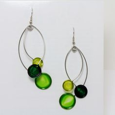 Christopher Royal Earrings - Northern Lights Gallery - Fine Art, Jewelry, Accents - Racine, WI