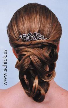 Fotos de peinados de novia 07