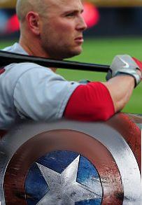 Captain America ;)