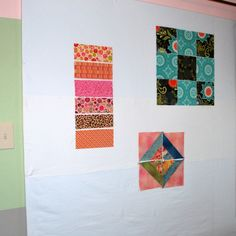 Design wall to layout quilts or other fabric projects | Sewing ...