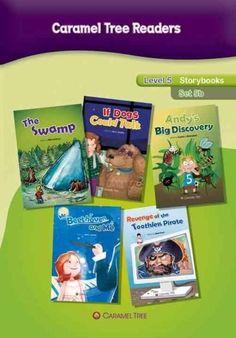Caramel Tree Readers Level 5 Storybooks Set 5b