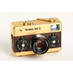 Rollei 35S Gold