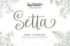 Setta Script – Free Font