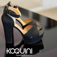 Além de lindo, muito confortável #koquini #sapatilhas #euquero #meiapata Compre Online: http://koqu.in/1Iwkogl