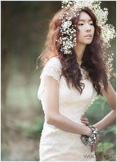 [제주웨딩] 제주 웨딩포토 스폿 2 - 사려니숲길 < 웨딩뉴스 < 월간웨딩21 웨프