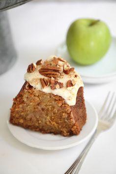 Layered Apple Harvest Bundt Cake Recipe