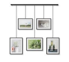 Multiple Picture Frame, Picture Frame Sizes, Hanging Picture Frames, Black Picture Frames, Hanging Pictures, Picture Wall, Frames On Wall, Photo Wall, Gallery Frame Set