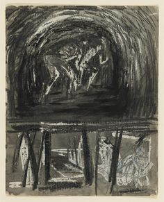 Two Miners in Tunnel – Results – Search Objects – Henry Moore artworks