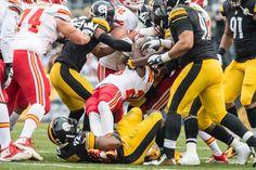 PHOTOS: Game Highlights - Kansas City at Pittsburgh 12/21/14