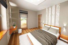 Projekt domu Sfinks VI 94,85 m2 - koszt budowy - EXTRADOM House Design Pictures, My House Plans, Bed & Bath, Construction, Studio, Table, Furniture, Home Decor, Costa Rica
