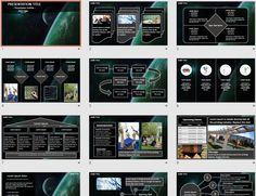 Planets PowerPoint by SageFox