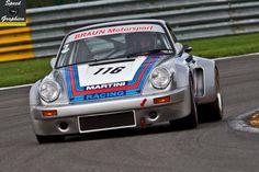 Porsche 911 RSR-DRM Klassik Pokal-Masters 70s-MRL - Klaus Horn - Juan Pablo Briones from Chile! - Spa Six Hours 2015. FSC