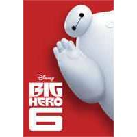 Big Hero 6 by Don Hall & Chris Williams