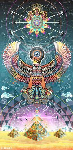 Eagle vision???