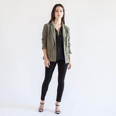Modern Citizen | Modern Citizen  |  Alexi Field Jacket (Olive) - 1 $85