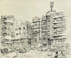 Béton 41 - Amarat 41th Street, Khartoum, Soudan