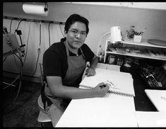 Jared Chavez (Pueblo of San Felipe), 2007. Photograph by Miguel Gandert. Heard Museum, Phoenix, Arizona [RC62(C4312):Chavez_8_30a