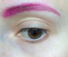 how to: bright brows