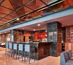 Stanley Diamond Restaurant by Paul Bauer, Hollin+Radoske & e15, Frankfurt – Germany » Retail Design Blog