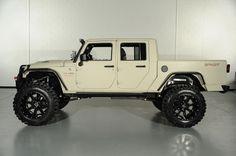 2012 Jeep Wrangler Bandit 7.0 Hemi Supercharged Dallas, Texas | Starwood Motors