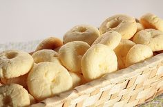 Biscoitos de maizena (leite condensado)
