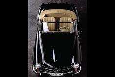 1955 Mercedes-Benz 190 SL Roadster.