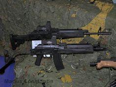Noua armă de asalt de la Cugir, calibru NATO... Guns, Weapon, Comfort Zone, Weapons Guns, Revolvers, Weapons, Rifles, Firearms