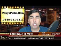 MLB Betting Preview St Louis Cardinals versus New York Mets Lines Odds P...