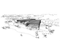 Image 14 of 15 from gallery of Landkolonien Jomsborg / Cubo Arkitekter. Diagram, Concept, Gallery, World, Architectural Sketches, Image, Public, Graphics, Culture