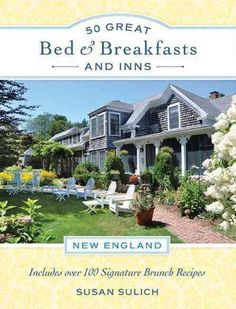 Susan Sulich takes readers on a trip across New England to explore the top B Bs and inns. From the Brewster House in Freeport, Maine to the Steamboat Inn in Mystic, Connecticut, the book will provide