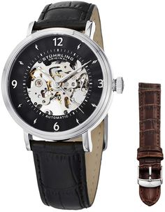 b764b368948 Stuhrling Original Men s Legacy Watch With Interchangeable Strap Masculino